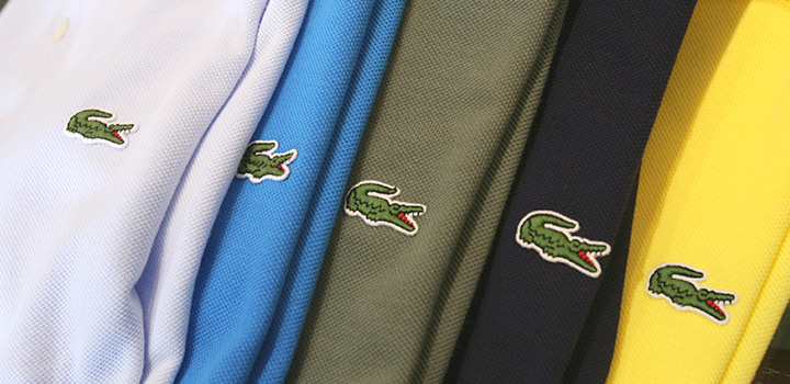 2017S/S LACOSTE COLECTION